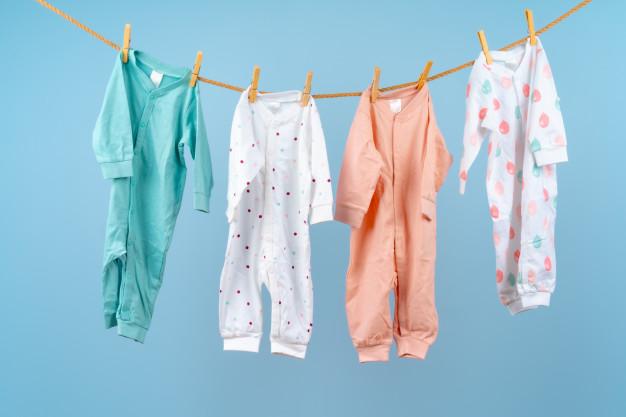 baju kanak-kanak mestilah jenis mudah serap peluh