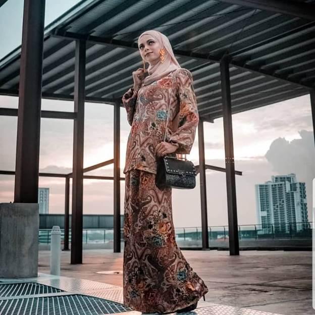 trend fesyen muslimah masakini