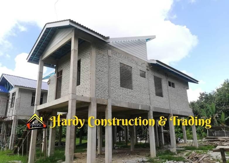 bina rumah sendiri